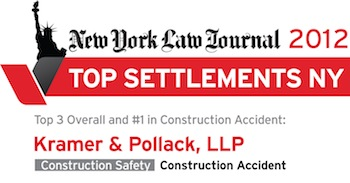 Top Settlements NY 2012